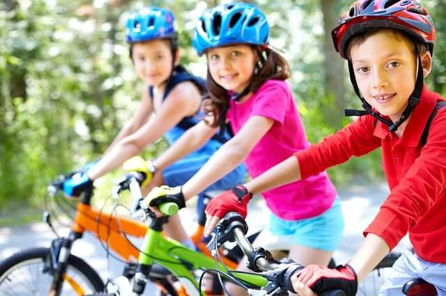 rowerek dziecięcy - różne typy