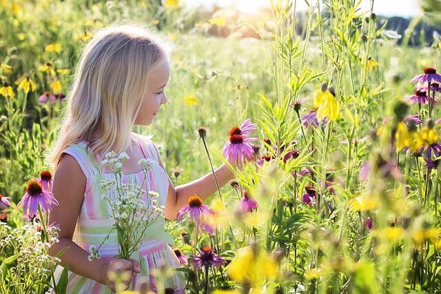 naturalne produkty dla dzieci