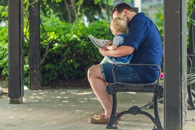 Wpływ czytania na rozwój mowy dziecka