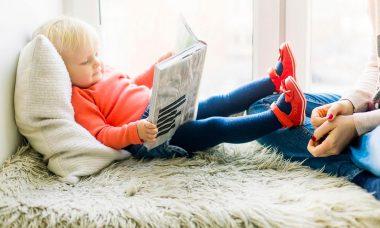 nauka literek dla dzieci
