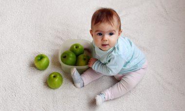 Perfumy a niemowlęta